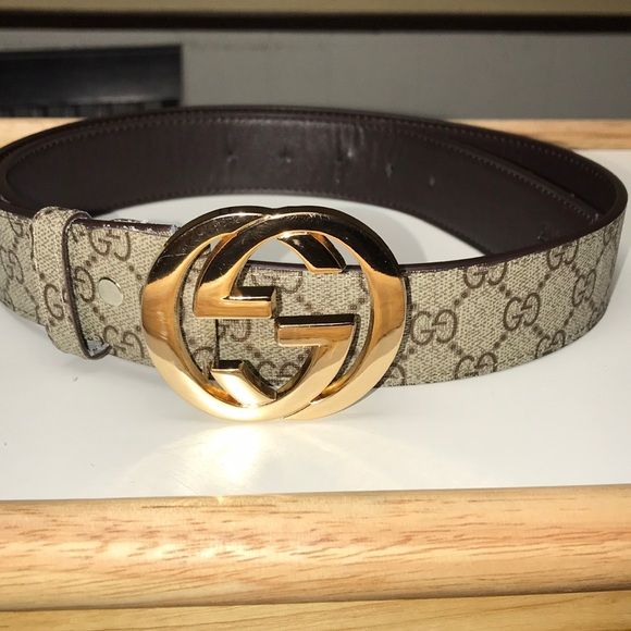 49a818bf38c Gucci Other - Gucci Belt Mens Size 44 Authentic
